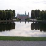 Frederiksborgs slottspark, Hillerød, Danmark