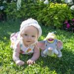 Alicia i parken